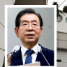 'I'm sorry to everyone': Seoul mayor tainted by scandal in death