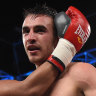Organisers scramble to find Moloney a new opponent for Vegas bout