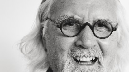 Billy Connolly: 'My brain works differently from what it used to'