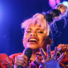 Ngaiire effortlessly establishes her own musical world in intimate show