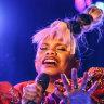 Ngaiire performing at The Lansdowne.