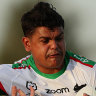 Mitchell makes solid start to life at Souths, apart from spilled bomb