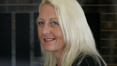 Lawyer-turned-police informer Nicola Gobbo pictured in 2008.