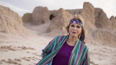 Joanna Lumley uncovers historic wonders on her travels through Central Asia.