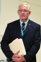 Dr Richard Ashby held the eHealth Queensland chief executive role for several years.