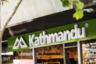 Kathmandu is hopeful for a rebound in sales ahead of the Christmas period.