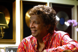 Kamahl has opened up about being humiliated on Hey Hey It's Saturday.