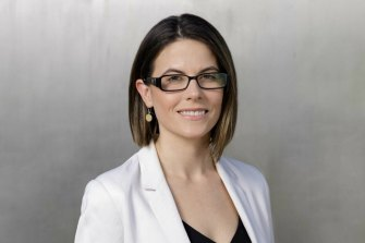 Criminal lawyer, Karen Espiner.