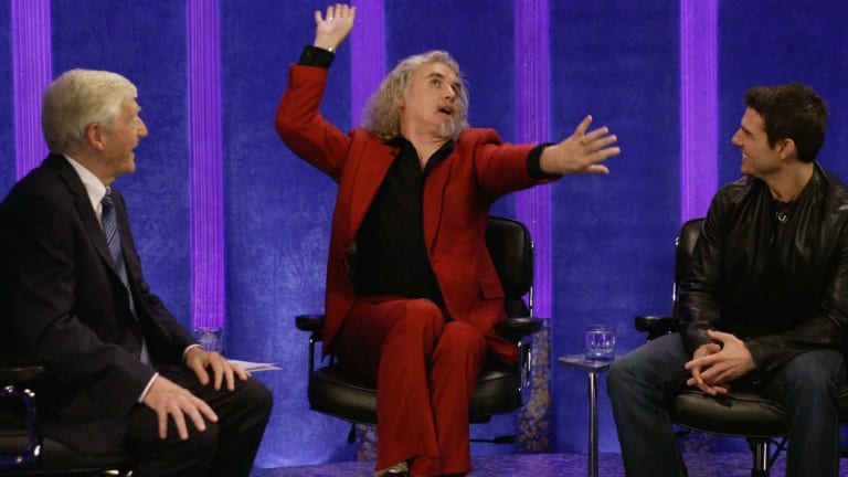 Billy Connolly: Parkinson's has 'dulled' comedy legend's ...