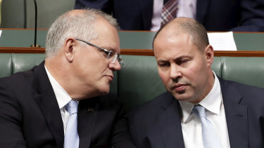 Frydenberg challenges Labor to pass full $158 billion income tax cut