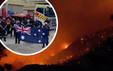Australian crews prepare to battle Canadian wildfires