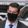 'Save your marriage': Court releases anonymous letter to Ben Roberts-Smith