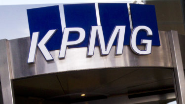 KPMG said it has disciplined the staff who cheated on the training tests.