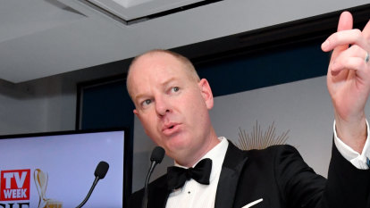 Tom Gleeson was the best thing to happen to the Logies in years