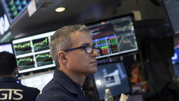Wall Street rises on cautious trade hopes; Apple hits two-year high