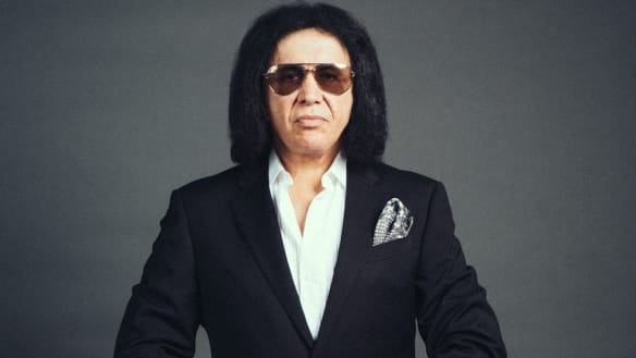 Gene Simmons: 'I was a jacka-- and self-centered guy'