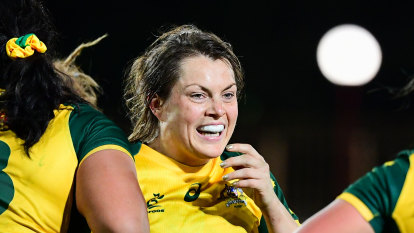 Pool of death? Wallaroos react to drawing Black Ferns at Women's World Cup
