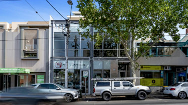 A trio of new tenants will move into a three-level home office-style building at 420 Church Street Richmond.