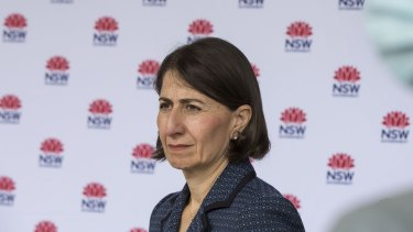 Premier Gladys Berejiklian has warned that New Year's Eve could be a super-spreader event if people are not vigilant.