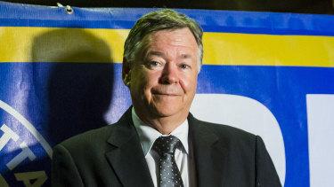 Parramatta administrator Max Donnelly.