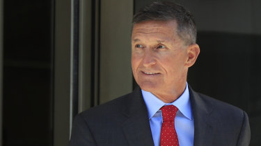 Michael Flynn's former business partners have been charged with illegal lobbying that continued after the 2016 election.