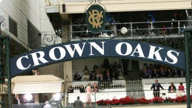 Oaks Day, 2005