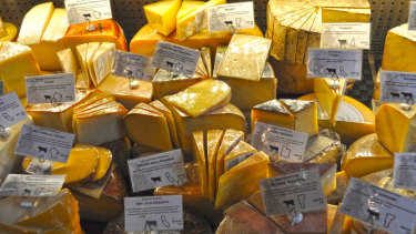 Should we be cutting down on cheese? It's not entirely clear.