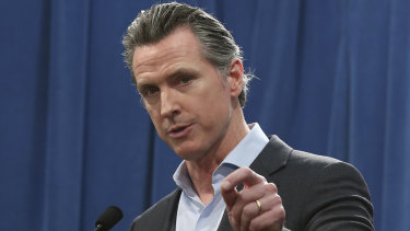 California Governor Gavin Newsom will sign an executive order on Wednesday to impose a moratorium on the death penalty in his state.