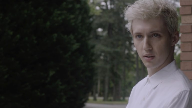 'I don't remember the last time I wanted anything that badly as bad as I wanted that role': Troye Sivan on his part in the movie Boy Erased.