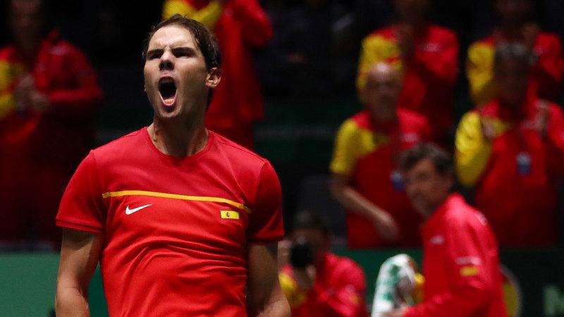 Nadal, Djokovic arrive in Australia ahead of ATP Cup