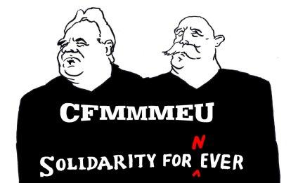 CBD Melbourne: A less than amicable union