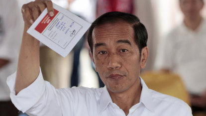 Joko Widodo has five more years to complete what he started