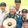 Back to the good old days: Australia's winning record best since Warne and McGrath played