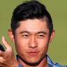 Morikawa holds off Spieth to take British Open crown