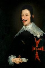 Ferdinando de Medicic remained in Florence during the plague.