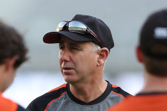Black Caps coach Gary Stead says the conditions forecast for Perth will test his in-form side.