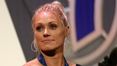 Erin Phillips was part of a crowd panicked by fears of a shooting at a parade in Washington DC.