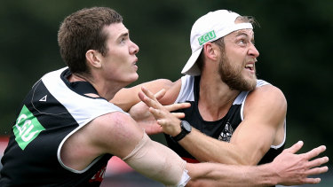 Why Collingwood's front half isn't big enough for Reid and Cox