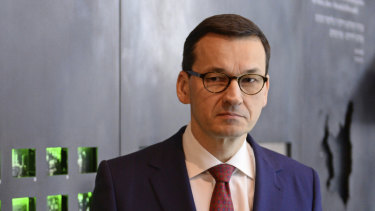 Polish Prime Minister Mateusz Morawiecki said no delegate would attend the summit in Israel.