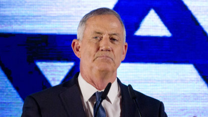 The centrist who hopes to oust Netanyahu in Israel's ugly election