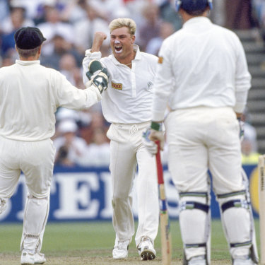 Warne's 'ball of the century' to Mike Gatting began 15 years of Ashes domination.