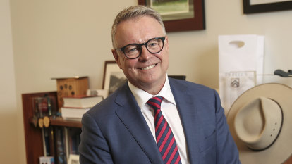Joel Fitzgibbon gets frontbench backing for the freedom to speak up
