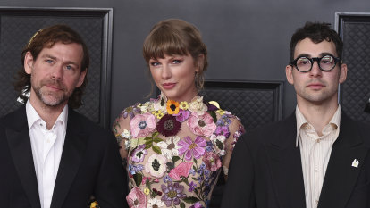 'More ambitious': What Taylor Swift taught indie icon Aaron Dessner