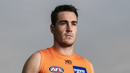 Cameron happy to take his time with GWS Giants contract talks