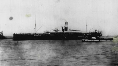 From the Archives, 1909: The fateful last voyage of the S.S. Waratah