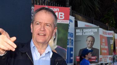 Bill Shorten has spotted public interest.