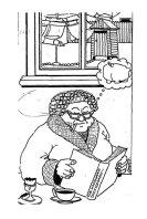 Cartoon by staff.
