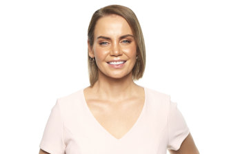 Jelena Dokic is part of the Australian Open commentary team.