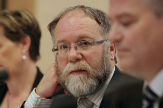 David Tune led the NDIS review.
