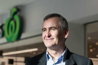 Woolworths CEO Brad Banducci apologised for the wage underpayments this week.